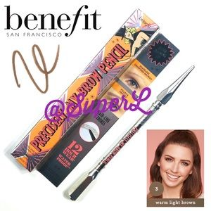 2/$30 Benefit Cosmetics Precisely My Brow Pencil 3